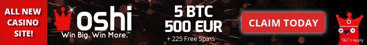 oshi bitcoin casino free spins no deposit