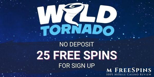wild tornado bitcoin casino free spins no deposit