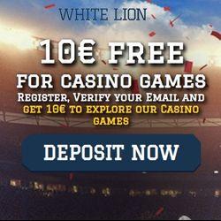 whitelion bets bitcoin casino bonus