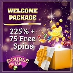 doubleup online bitcoin casino no deposit bonus