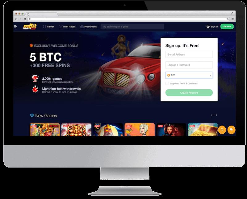 mbit bitcoin casino no deposit bonus