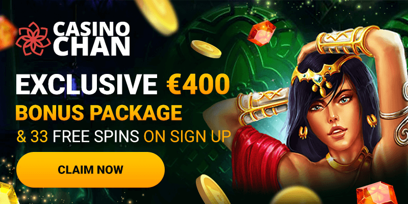 casinochan bitcoin casino free spins no deposit bonus