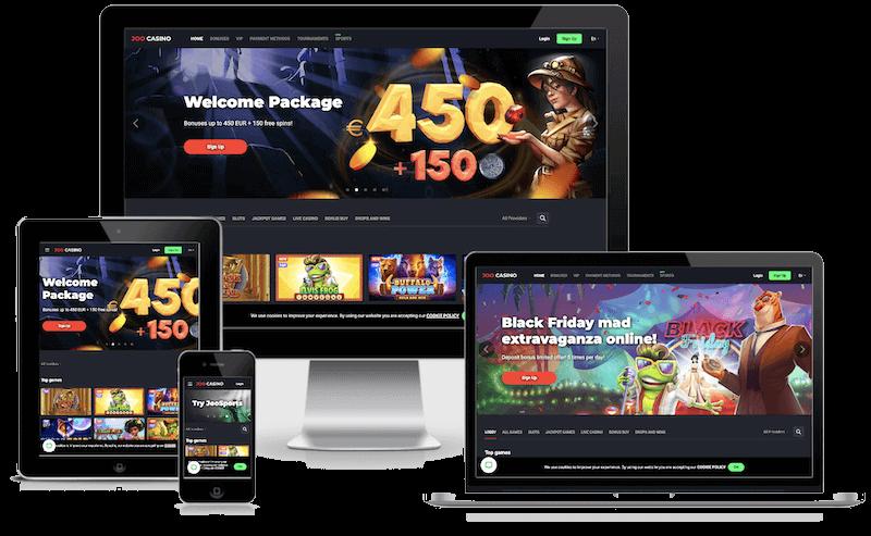 joo bitcoin casino free spins no deposit bonus 2021
