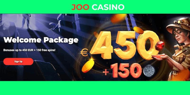 joo bitcoin casino free spins no deposit bonus