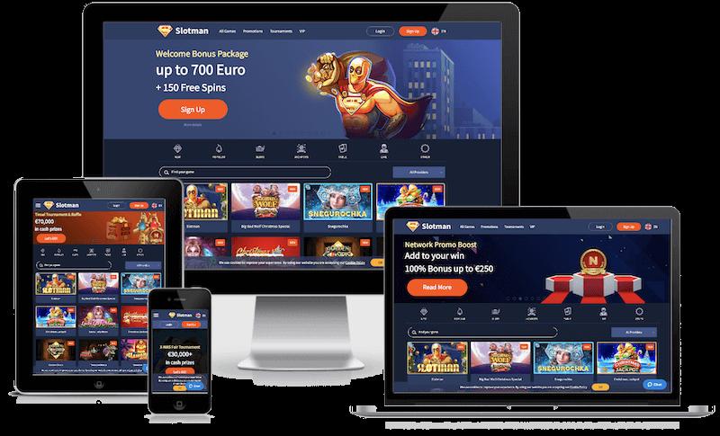 slotman bitcoin casino free spins no deposit bonus 2021